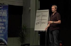 Steve Pavlina Speaking