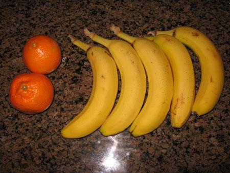 Raw food diet day 23 breakfast