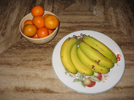 Raw food diet day 5 breakfast