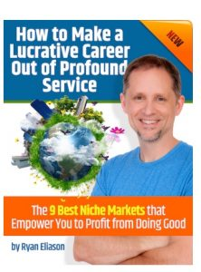 How to Make a Lucrative Career out of Profound Service